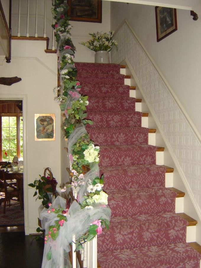Best wedding staircase decoration best ideas about wedding fashion female and have fun the best wedding staircase junglespirit Choice Image